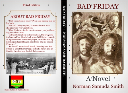 Bad Friday - Final Design